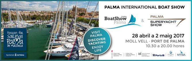 Palma International BoatShow - 2017